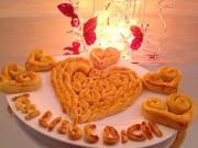 Bếp Eva - Bánh trái tim xinh cho Valentine thêm lung linh