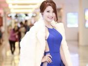 Thời trang - Mỹ nhân Việt đua sắc với lối mặc áo lông gợi cảm