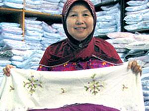 Người phụ nữ mang văn hóa Đạo hồi đến Sài Gòn