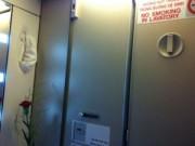 Tin trong nước - Bắt quả tang khách Úc hút thuốc trên máy bay VNA