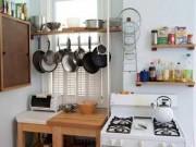 Thiết kế nội thất - 5 nguyên tắc vàng bài trí phòng bếp thông minh