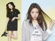 Dáng đẹp - Học lỏm tư thế tạo dáng chụp hình của người đẹp Hàn