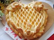 Bếp nhà tôi  - Bánh mì nhân custard ngon mê