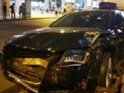 Làng sao - Vụ xe Hà Hồ gây tai nạn: Nạn nhân nặng nhất tử vong