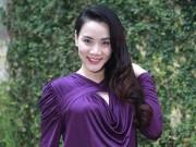 """Bà bầu - Trang Nhung: Không sợ """"mất hình tượng"""" khi mang bầu"""