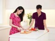 Nhà đẹp - Sao Việt cởi trần, quần đùi dọn nhà đón Tết