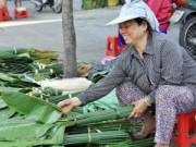 """Tin tức - Phiên chợ lá độc đáo """"năm 1 lần"""" giữa Sài Gòn"""