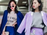 Thời trang - Diện đồ bộ đơn giản mà  chất đi chơi Tết