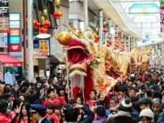 Tin trong nước - Rộn ràng không khí đón năm mới tại các quốc gia châu Á