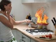 Hôn nhân - Gia đình - Lần đầu ăn Tết nhà chồng, con dâu suýt làm cháy bếp