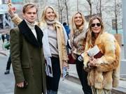 Thời trang - Tín đồ xúng xính áo lông trẩy hội thời trang New York