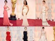 Làng sao - Dàn sao lộng lẫy trên thảm đỏ Oscar 2015