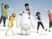 Làng sao - Big Hero 6 được vinh danh phim hoạt hình xuất sắc nhất