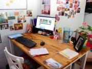 Nhà đẹp - Hướng dẫn sắp xếp bàn làm việc theo phong thuỷ