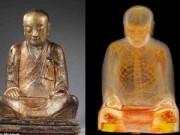 Tin tức - Phát hiện xác ướp nhà sư 1000 năm tuổi trong tượng Phật