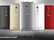 Eva Sành điệu - ZenFone 2 bản RAM 4 GB RAM giá hơn 400 USD