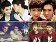 Tình yêu giới tính sony - Những cặp trai đẹp yêu nhau khiến con gái phát thèm