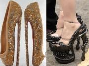 """Thời trang - 17 đôi giày khiến các tín đồ """"khóc thét"""""""