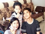 Làng sao - Vợ chồng Tim - Trương Quỳnh Anh tái hợp vì con trai