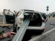 Tin tức - Tai nạn kinh hoàng trên đường cao tốc Nội Bài - Lào Cai