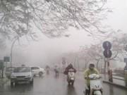 Tin tức - Đêm nay Hà Nội trở lạnh, có mưa phùn