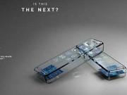 Eva Sành điệu - Samsung Galaxy S6 có phần khung hoàn toàn từ kính?