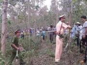 Tin tức - Phát hiện thi thể nữ sinh bị phân hủy trong rừng