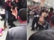 Tin tức - Say xỉn, một phụ nữ khỏa thân, tấn công cảnh sát