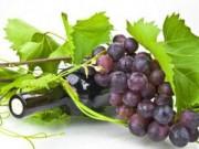 Sức khỏe - Ngừa chứng mất trí nhớ bằng rượu vang và lạc