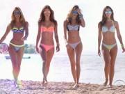 Người mẫu - Video: Đã mắt với show áo tắm nóng nhất năm của Victoria's Secret