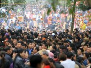 Tin tức - Nghìn người chen chân trẩy hội Lim