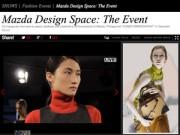 Người mẫu - Kha Mỹ Vân trúng show diễn của Vogue Ý