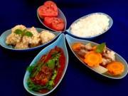 Thực đơn – Công thức - 88.000 đồng cho bữa ăn 4 món hấp dẫn