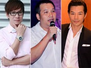 """Làng sao - Những ông bố """"chuẩn mực"""" của showbiz Việt"""