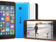 Eva Sành điệu - Lumia 640 và 640 XL màn hình lớn, giá rẻ ra mắt