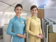 Mặc đẹp mỗi ngày - Áo dài mới của Vietnam Airlines chỉ đang thử nghiệm