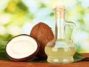 Bài thuốc hay - Lợi ích bất ngờ của dầu dừa