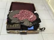 Tin trong nước - Ai đã cạy vali của khách hàng Vietnam Airlines?