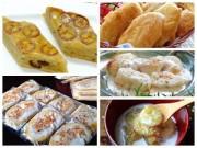 Thực đơn – Công thức - Tận dụng chuối thừa sau Tết làm nhiều món ngon