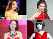 """TV Show - Điểm danh những """"nữ hoàng ghế nóng"""" của showbiz Việt"""