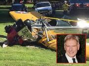 Hậu trường - Nam tài tử Harrison Ford gặp tai nạn máy bay