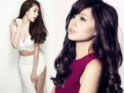 Tóc đẹp - Điểm danh sao Việt sở hữu mái tóc xoăn đuôi quyến rũ