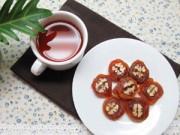 Bếp nhà tôi  - Tự làm món ăn vặt từ hồng khô kiểu Hàn