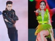 Làng sao - Giang Hồng Ngọc vượt mặt Tóc Tiên, Isaac tại The Remix