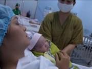Tin tức - Nghẹn ngào phút ly biệt của người mẹ ung thư sinh con