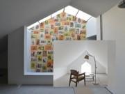 Nhà đẹp - Hà Nội: Gác mái thiền định trong căn biệt thự trắng