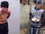 Tin tức - Bé trai 10 tuổi bị nhốt vào cũi lợn vì ăn trộm tiền