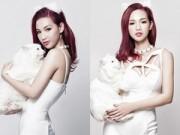Làng sao - MC Quỳnh Chi gây bất ngờ khi lấn sân ca hát