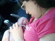 """Bà bầu - Mẹ đẻ thường chỉ sau một cái """"hắt hơi"""""""