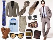 Thời trang - 15 nguyên tắc mặc đẹp ít ai biết về thời trang nam
